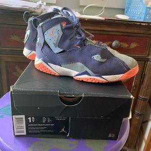 Authentic Jordan's